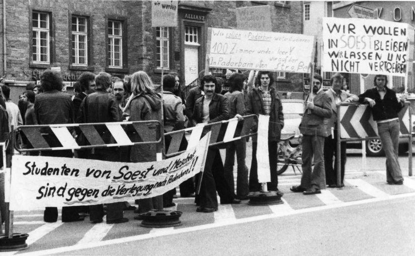 """Workshop """"Soest vor 50 Jahren"""""""